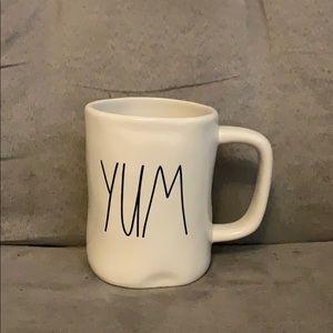 Yum Rae Dunn mug